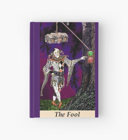 THE FOOL Hardcover Journal