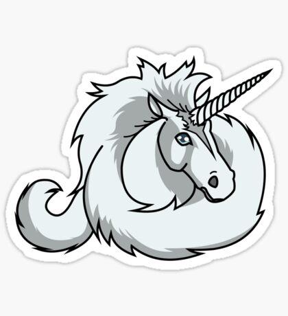 Spirit Guide - Unicorn Sticker