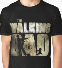 The walking dad Graphic T-Shirt