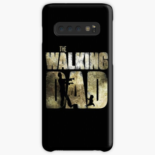 The walking dad Samsung Galaxy Snap Case