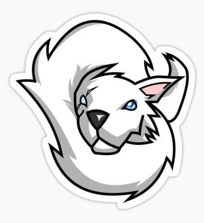 Spirit Guide - Wolf Sticker