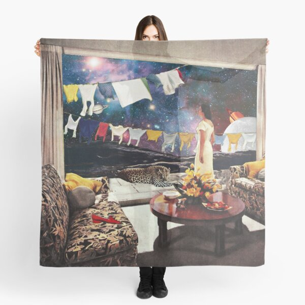 Room with an Almost View Scarf
