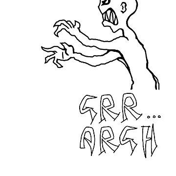 grr...argh by monart