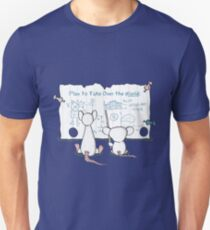 Pinky and the Brain Unisex T-Shirt