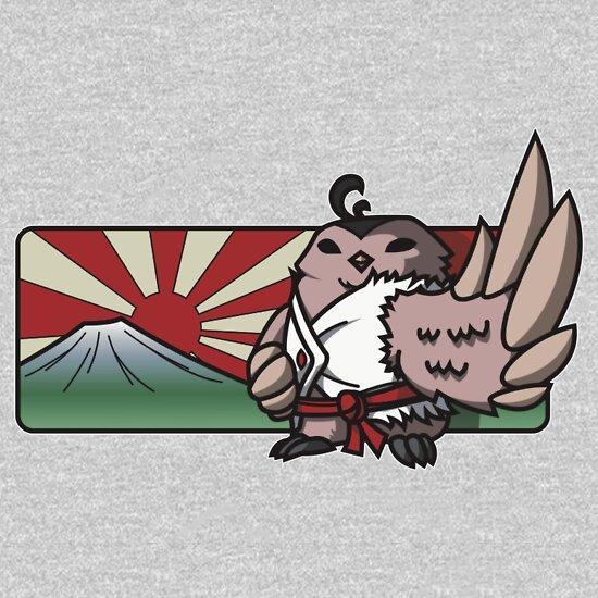 TShirtGifter presents: Bird Fighter - Lyu