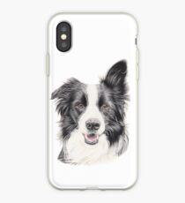 Basil - Border Collie iPhone Case