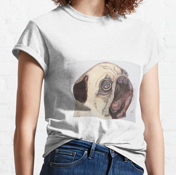 Pug Henry Classic T-Shirt