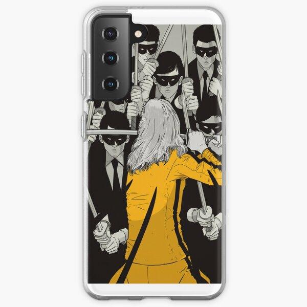 Kill Bill Concept Art Samsung Galaxy Soft Case