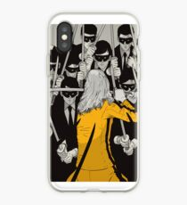 Kill Bill Concept Art iPhone Case