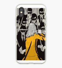Kill Bill Concept Art iPhone Case