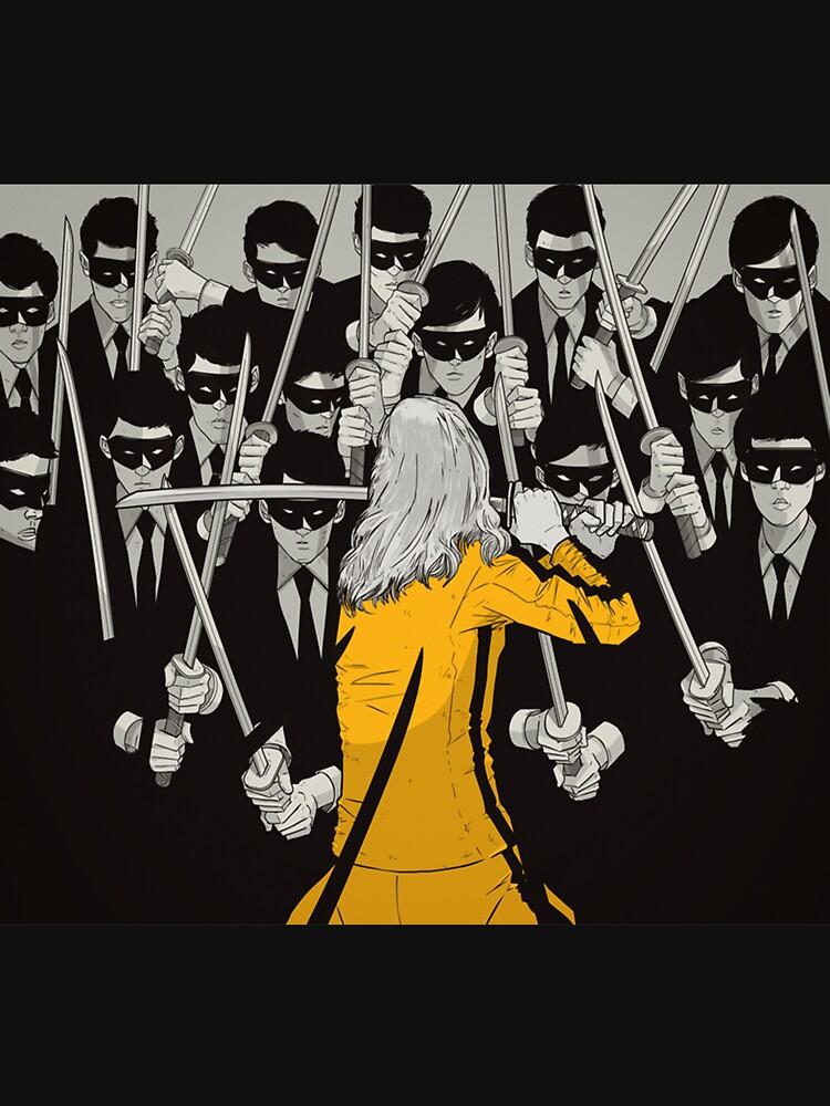 Kill Bill Concept Art by RedBenj2