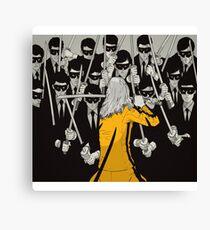 Lienzo Kill Bill Concept Art