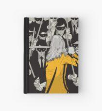 Kill Bill Concept Art Hardcover Journal