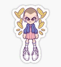 Leggo My Eggos - Chibi Eleven Sticker
