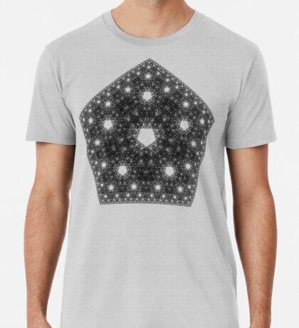 The Chaos Game  2,220,000 dots Premium T-Shirt