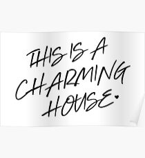 Charming House Poster