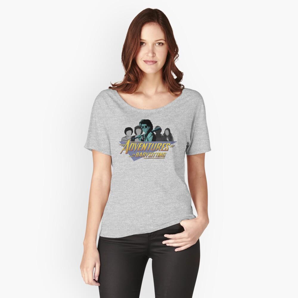 Babysitter Steven - Stranger Things Women's Relaxed Fit T-Shirt Front