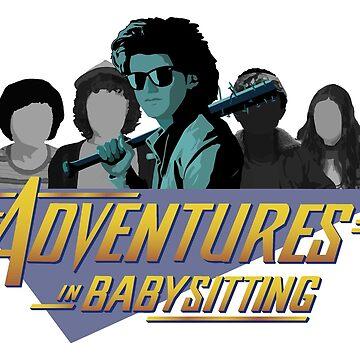 Babysitter Steven - Stranger Things by Pautyr