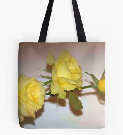JUST YELLOW Tote Bag