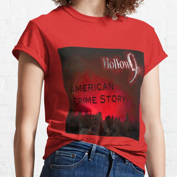 Hollow9ine's American Crime Story Podcast Classic T-Shirt