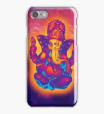 God in the Mountains iPhone Case/Skin