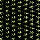 Stern Spirale Muster von germanX
