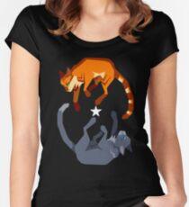 Fireheart/Bluestar Women's Fitted Scoop T-Shirt