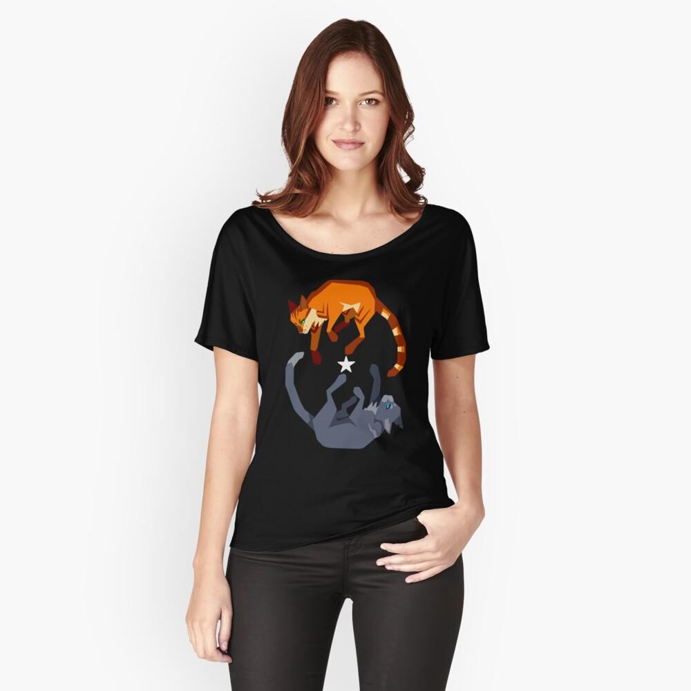 Fireheart/Bluestar Relaxed Fit T-Shirt