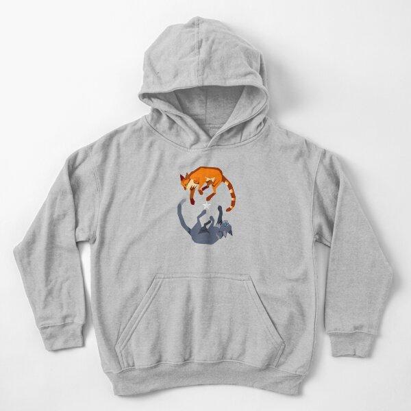 Fireheart/Bluestar Kids Pullover Hoodie