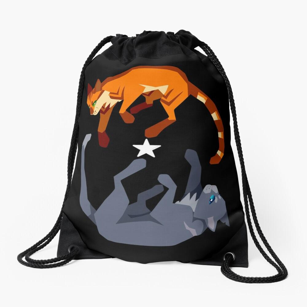 Fireheart/Bluestar Drawstring Bag