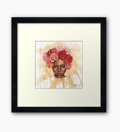 Adorn Her Framed Print
