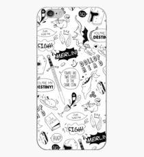 Merthur Muster_Merlin iPhone-Hülle & Cover