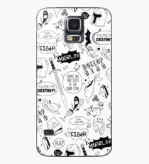 Merthur Pattern_Merlin Case/Skin for Samsung Galaxy