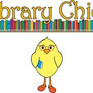 Library Chick by PegOHagan