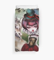 Dragon Lady - Victorian Gothic Duvet Cover