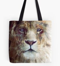 Lion // Majesty Tote Bag