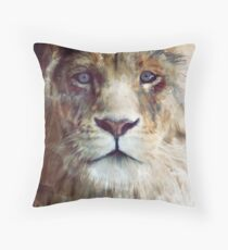 Lion // Majesty Floor Pillow