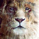 Löwe // Majestät von Amy Hamilton
