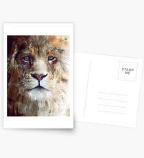 Lion // Majesty Postcards