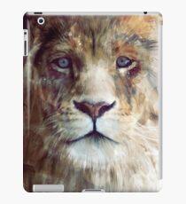 Löwe // Majestät iPad-Hülle & Skin