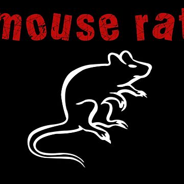 Mouse Rat by NatashaRockstar