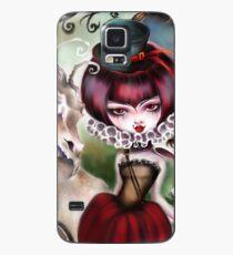 Dragon Lady - Victorian Gothic Case/Skin for Samsung Galaxy
