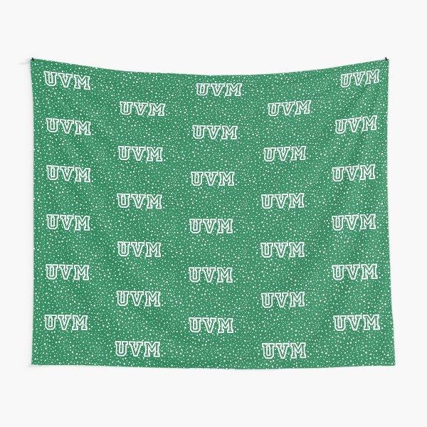 UVM Snow Flurry Tapestry