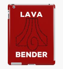 Lava Bender and Proud iPad Case/Skin