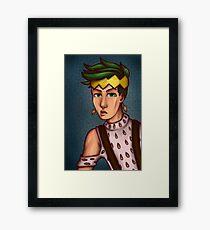 Rohan Framed Print