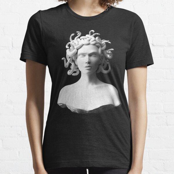 algodón más pesado Camiseta esencial
