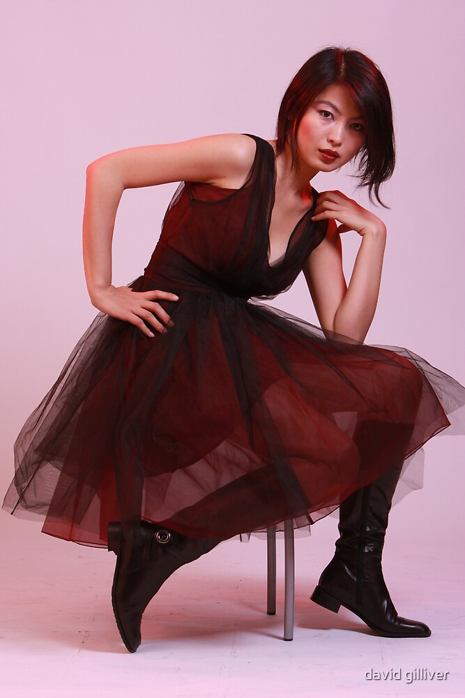 red Kit by david gilliver
