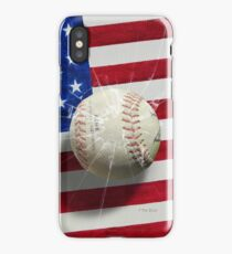 Baseball - New York, New York iPhone Case