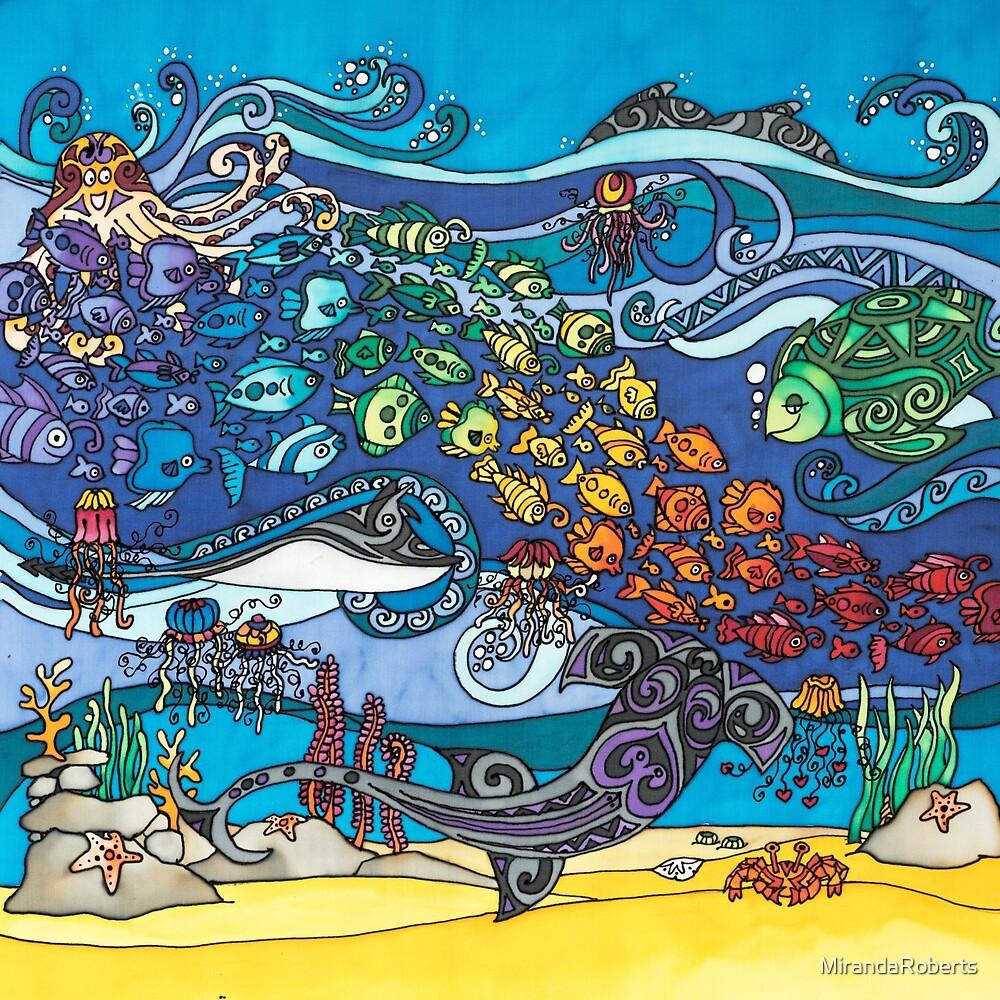 Under The Sea by MirandaRoberts