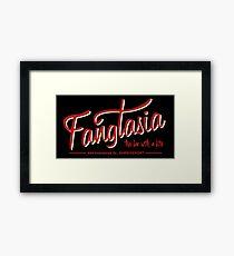Fangtasia Framed Print